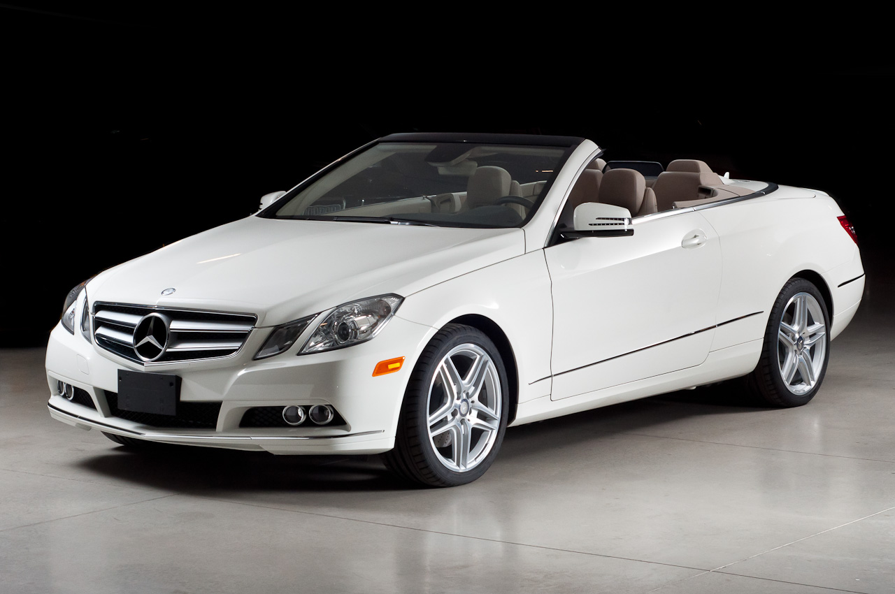 Fox motorsports for Mercedes benz e350 cabriolet
