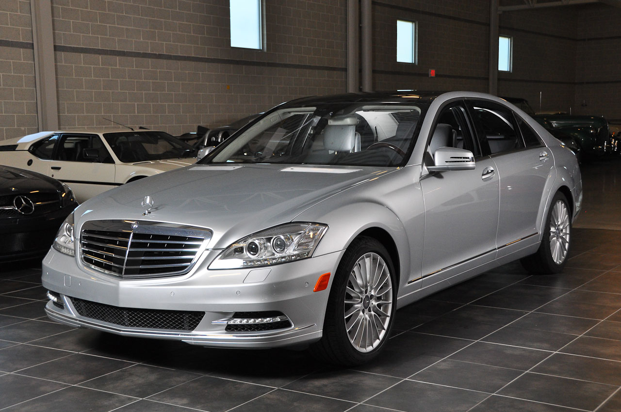 Fox motorsports for 2010 mercedes benz s550